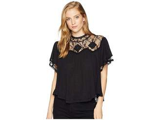 Free People Cape May Tee Women's T Shirt