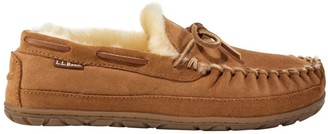 L.L. Bean L.L.Bean Men's Wicked Good Slipper Mocs