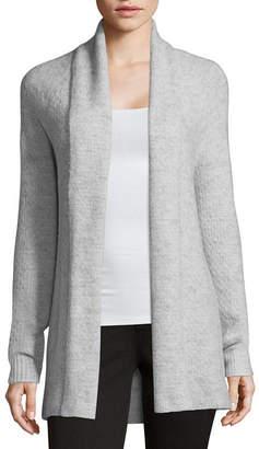 Liz Claiborne Long Sleeve Metallic Cardigan
