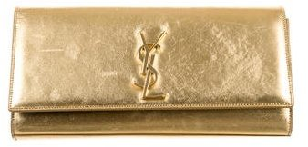 Saint Laurent Saint Laurent Classic Monogram Clutch
