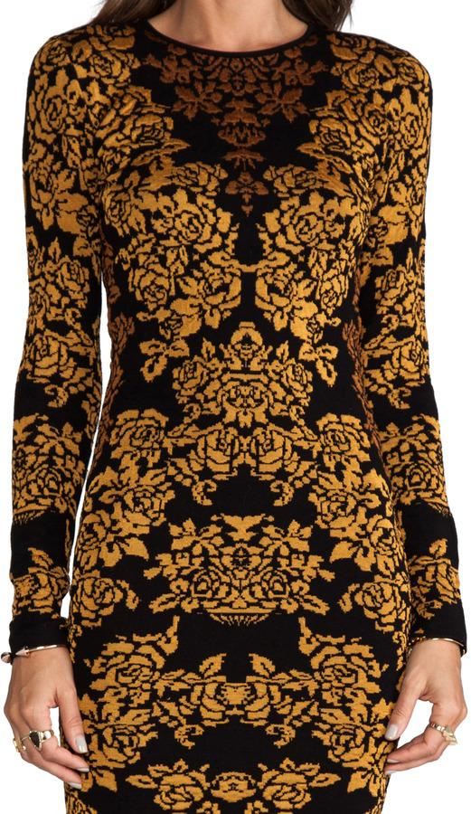 Torn By Ronny Kobo Mammie Dress