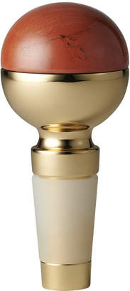 AERIN Sphere Stone Bottle Stopper - Jasper