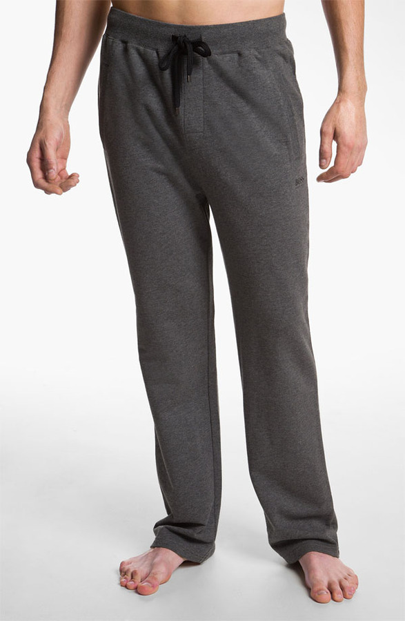 Boss Black Lounge Pants (Online Only)