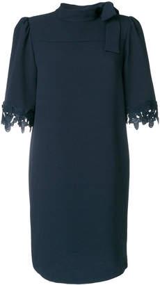 See by Chloe embellished sleeve dress