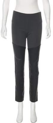 Donna Karan Mid-Rise Skinny Leggings
