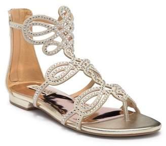 Badgley Mischka Taylor Embellished Sandal