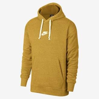 3e74f3676c45f7 Nike Cross Brand Men s Pullover Hoodie Sportswear Heritage
