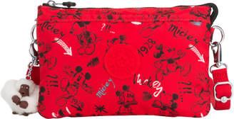 Kipling Riri Disney's 90 Years of Mickey Mouse Crossbody Bag