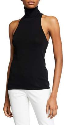 A.L.C. Paltrow Racerback Turtleneck Top
