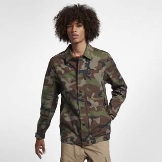 Nike SB Dri-FIT Flex Men's Camo Jacket