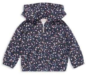 Ralph Lauren Girl's Atlantic French Terry Hoodie