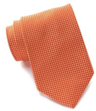 David Donahue Silk Textured Tie