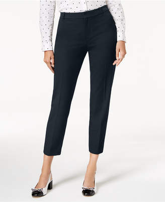 Charter Club Slim-Fit Ankle Pants