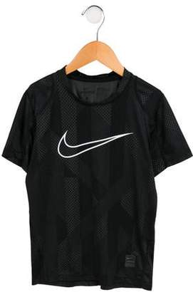 Nike Boys' Printed Dri-Fit Shirt