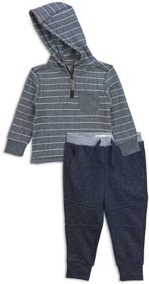 Sovereign Code Boys' Striped Hoodie & Jogger Pants Set