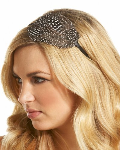 Flowing Feather Headband