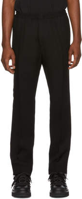 DSQUARED2 Black Gym Fit Trousers