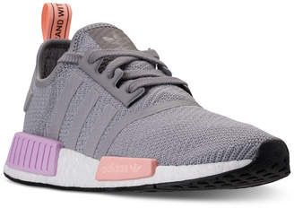 8ebca5955 adidas Women Nmd R1 Casual Sneakers from Finish Line