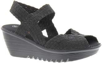 Bernie Mev. Womens Fame Woven Sandals