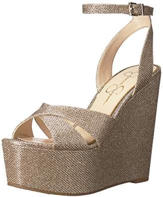 Jessica Simpson Women's Prena Wedge Sandal