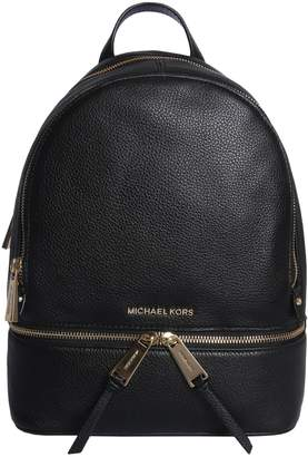 1aba8513247fd1 MICHAEL Michael Kors Medium Rhea Zip Backpack