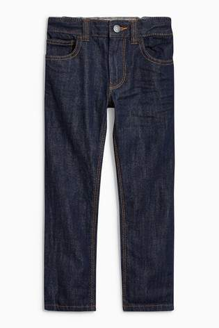 Boys Next Dark Blue Regular Fit Jeans (3-16yrs)