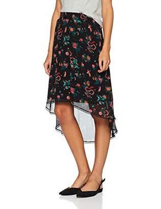 Berenice Women's Cassy Skirt, Noir Black