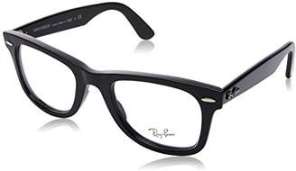 Ray-Ban Unisex-Adults 4340V Optical Frames, Negro