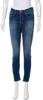 One Teaspoon Mid-Rise Jeans w/ Tags