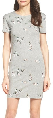 Women's French Connection Blossom T-Shirt Dress $98 thestylecure.com