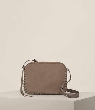 AllSaints Kepi Leather Lea Mini Crossbody Bag