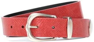 Isabel Marant Kidatt leather belt