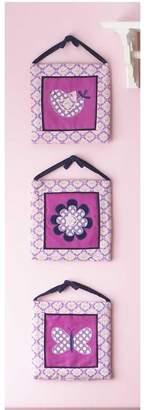Pem America Flutter Wall Hangings - Set of 3