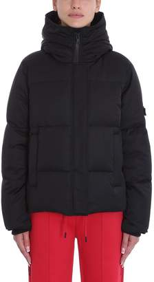 Kenzo Black Nylon Down Jacket