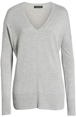 Trouve Trouv? Side Slit Sweater