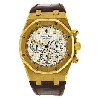 Audemars Piguet Royal Oak Silver Yellow gold Watches