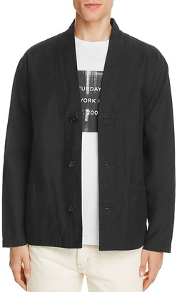 SATURDAYS NYC Lim Kimono Blazer $185 thestylecure.com
