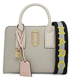Marc Jacobs Women's Little Big Shot Leather Satchel