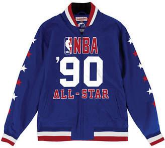 Mitchell & Ness Men's Nba 1990 All Star Warm Up Jacket