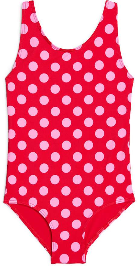 Arket Polkadot Swimsuit, UPF30