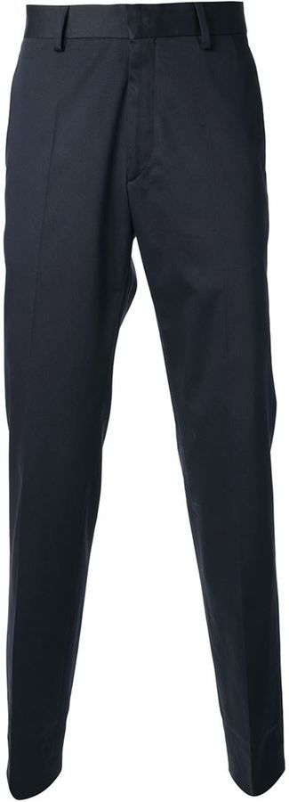 Karl Lagerfeld Lagerfeld tailored trouser