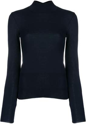 Jacquemus cut-out back detail sweater
