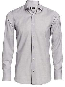 Ermenegildo Zegna Men's Wool Shirt