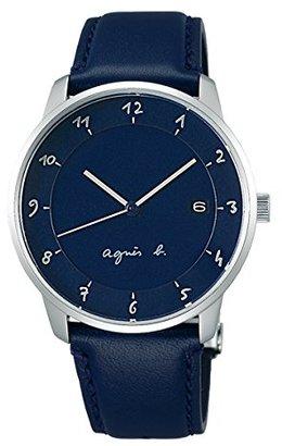 agnès b. (アニエス ベー) - agnes b. アニエスベー マルチェロ 【国内正規品】 腕時計 メンズ