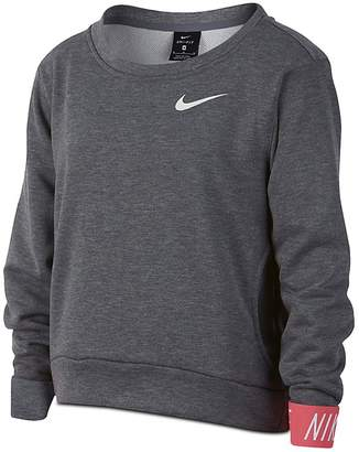 Nike Girls' Studio Sweatshirt - Big Kid