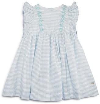Tartine et Chocolat Girls' Seersucker Dress - Baby $116 thestylecure.com