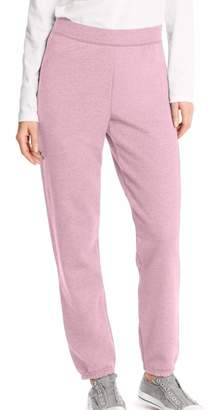 Hanes Women's Mid Rise Cinch Bottom Fleece Sweatpant