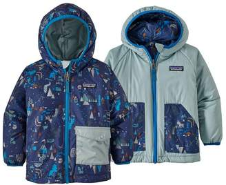 Patagonia Baby Reversible Puff-Ball Jacket