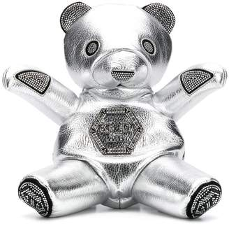 Philipp Plein teddy bear backpack