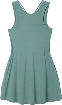 RVCA Junior's Tempted Swing Dress
